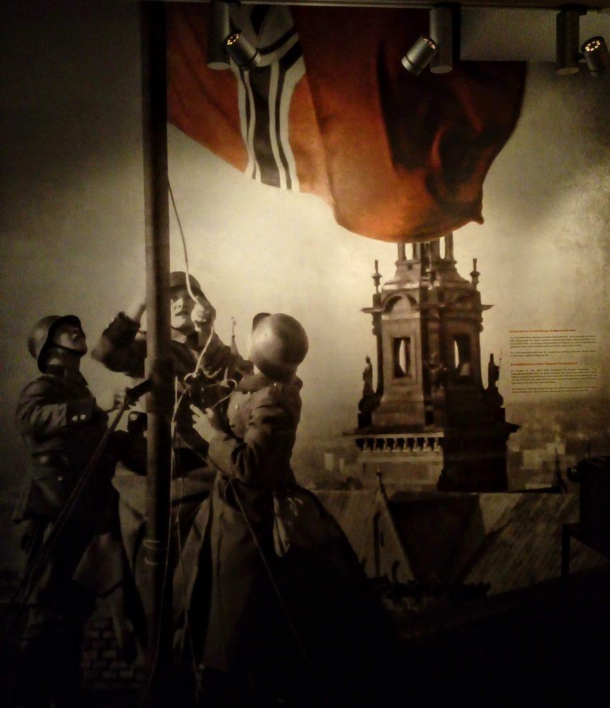 Нацисти і прапор