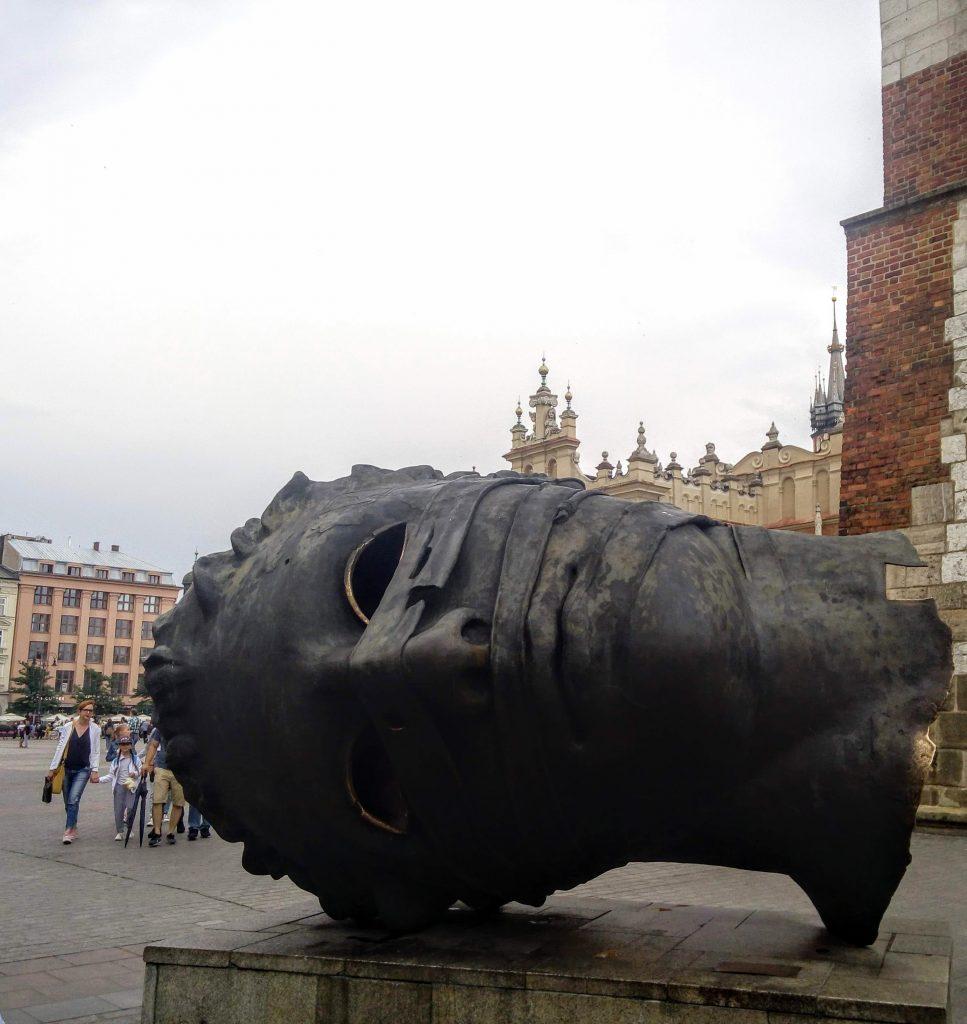 Пам'ятник у Кракові