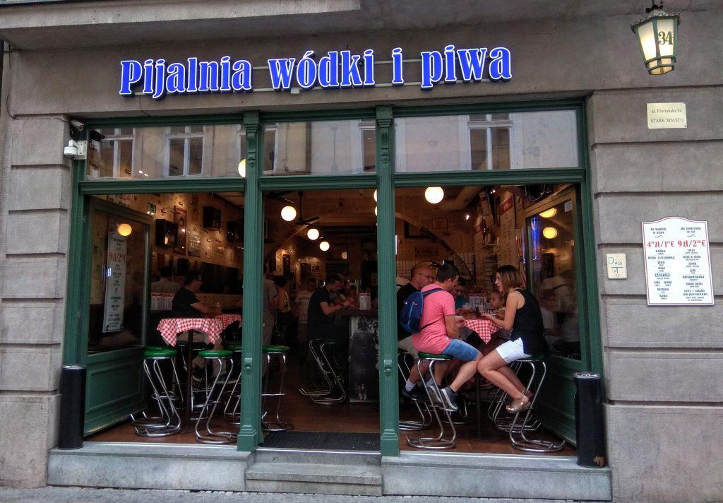 Паб у Кракові