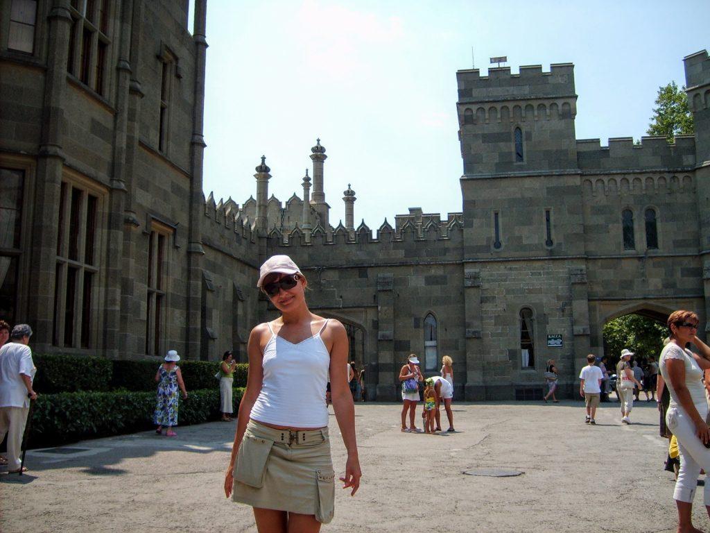 Вхід у палац