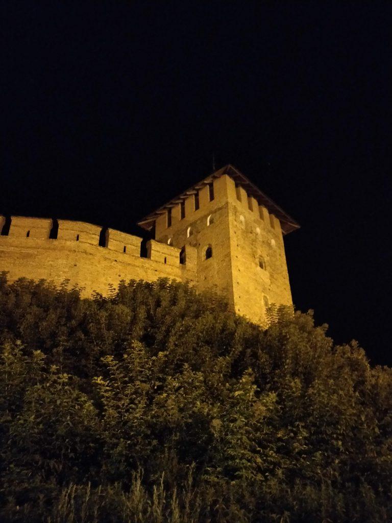 Нічний замок