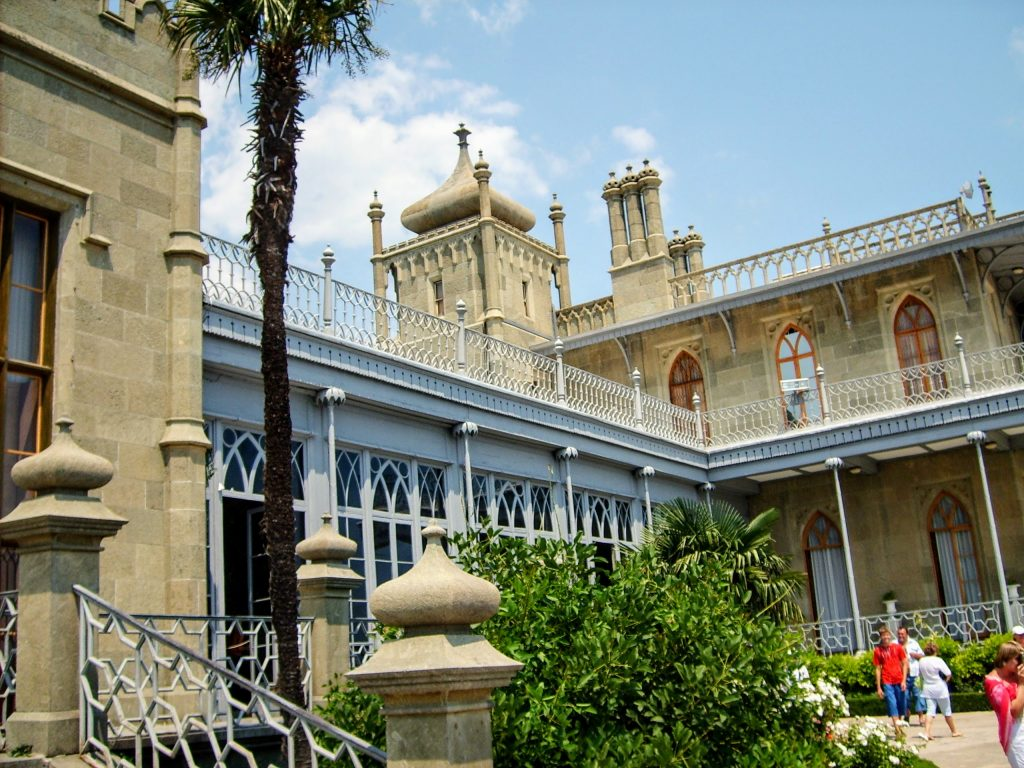 Архітектура палацу