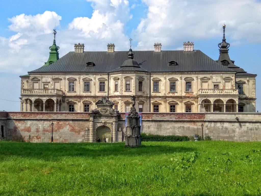 Краєвид на замок
