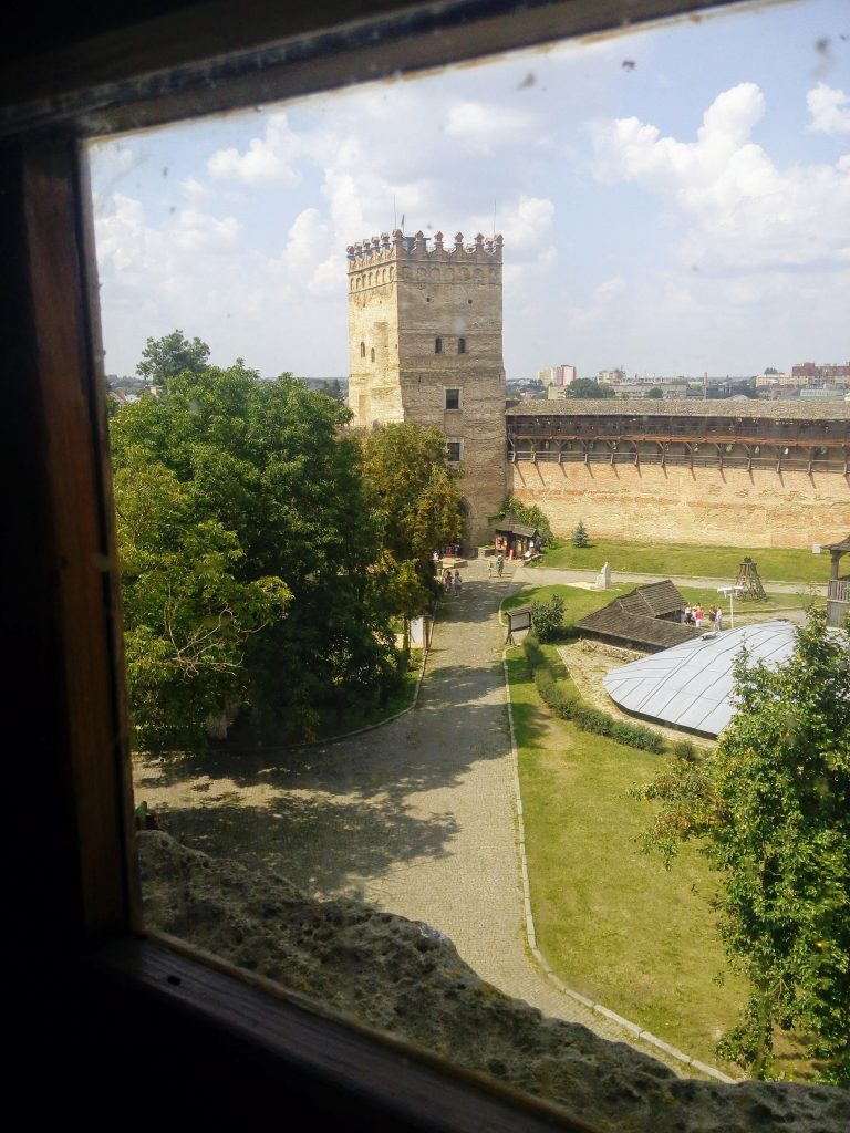 Краєвид з башти