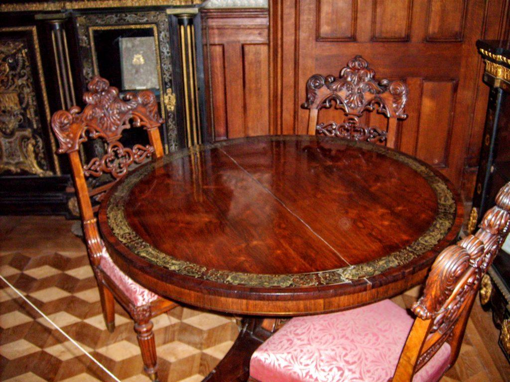 Меблі графа Воронцова
