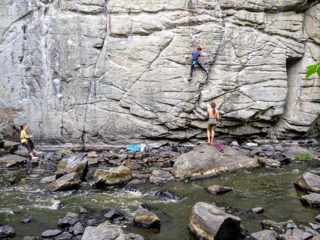 Альпінізм у Буках